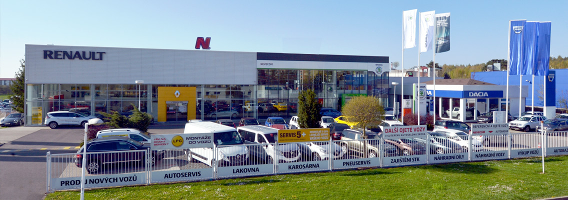 Prodej vozů