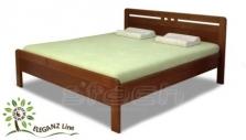 Manželská postel Adonis