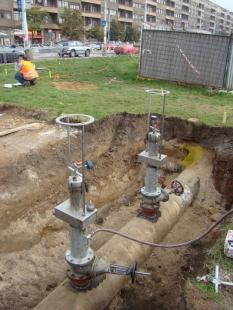 Pražská plynárenská Servis distribuce, a.s. - distribuce plynu