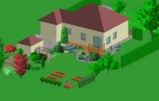 Projekce a realizace zahrad