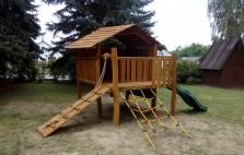 Dětská hřiště a veřejná zeleň