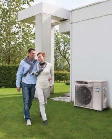 Klimatizace do bytu a rodinných domů