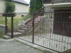 Kované ploty Čieško