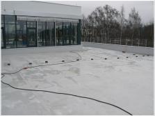 Hydroizolace střech - Hizol