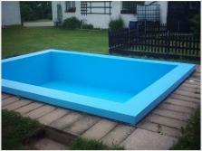 Výstavba bazénů - Hizol