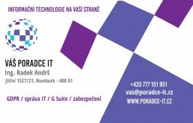 Poradce IT – G Suite, Synology, Sophos