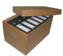 Skládací tvarové krabice