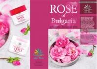 Přírodní rrůžová kosmetika z Bulharska