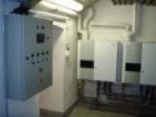 Vytápění a chlazení MS - Unitech