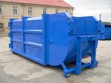 Lisovací kontejnery PODHORAN LUKOV