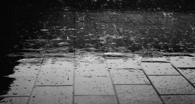 Nádrže na dešťovou vodu