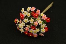 Umělé květiny a móda