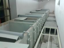 Galvanizační vany
