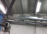 Montáž, servis a čistenie vzduchotechniky
