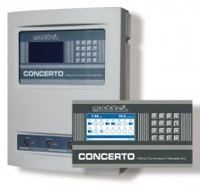 CONCERTO - nadřazený řídící systém kompresorů MATTEI