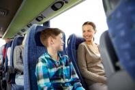 Autobusy na zájazdy a školské výlety