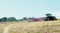 Poľnohospodárske práce Agrodružstvo Bánová