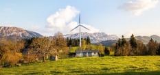 Větrné elektrárny pro rodinné domy a chaty