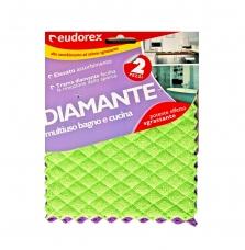 EUDOREX DIAMANTE MIKROUTĚRKA 2 KS
