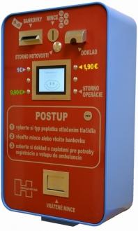 Platobné automaty IDtech