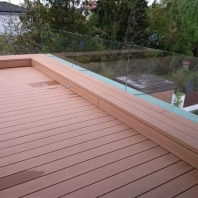 Výroba teras, venkovních altánů