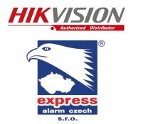1. autorizovaný distributor firmy HIKVISION v ČR