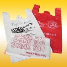 LDPE tašky a HDPE košilky