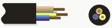 Pryžový kabel H05RR-F