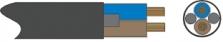 Speciální přívodní šňůry LeY2F2U