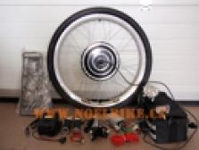 Náhradní díly elektro-kol, jízdních kol, koloběžek, elektro-koloběžek