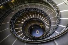 Renovace mramorových schodů
