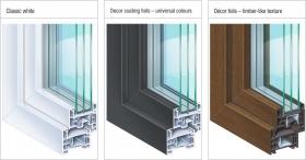Výroba plastových oken a dveří