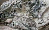 Bytové textilie - ložní prádlo, lůžkoviny, ručníky