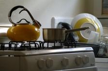 Domácí textil a kuchyňské potřeby