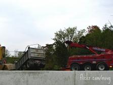 Odtahová služba, přeprava strojů