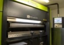 CNC vysekávání a ohraňování plechů