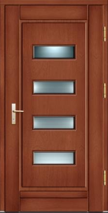 Plastová, dřevěná okna a dveře