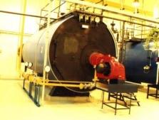 Oprava tlakových celků kotlů a potrubních rozvodů