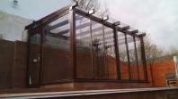 Zasklívání zimních zahrad a teras