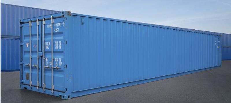 Skladovací a přepravní kontejnery