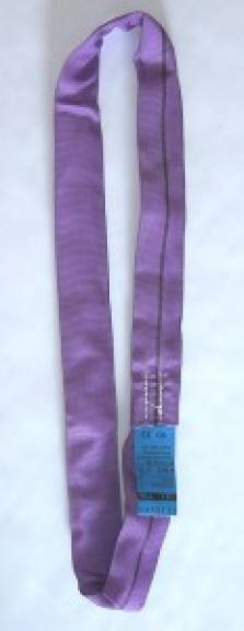 Vázací prostředky polyesterové pro manipulaci s břemeny