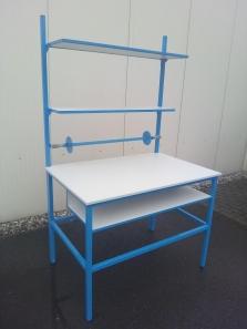 Balicí stůl - pevná svařovaná konstrukce - rozměry volitelné