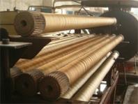 Pogumovanie pre textilný, banský a ťažobný priemysel