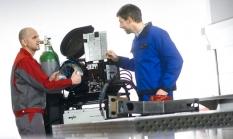 Údržba a servis svářecké techniky