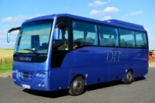 Autobusová a mikrobusová doprava DH BUS