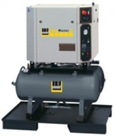 Dílenský kompresor SEM STH 460-10-180 na tandemovém vzdušíku