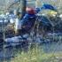 Ukládání kamene do hmotnosti 1000kg drapákem - Libor Zahálka