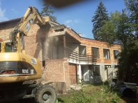 Zemní práce demolice - DOSTA CZ, s.r.o.