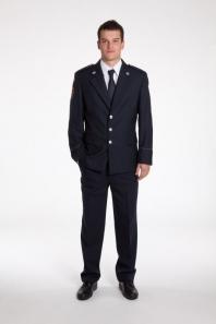 Uniformy pro hasičský záchranný sbor