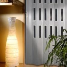 Plastové shrnovací dveře - OTTA - INTERIÉRY